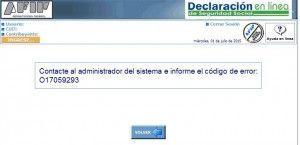 no_funciona_declaracion_en_linea