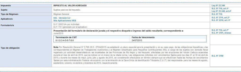 F. 2002 IVA WEB SE PRORROGO VENCIMIENTO PARA EL 24-7