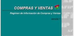 Regimen Informativo de Compras y Ventas RG 3685
