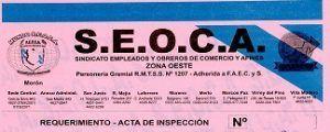 INSPECCION DE SEOCA CONSIDERACIONES A TENER EN CUENTA.