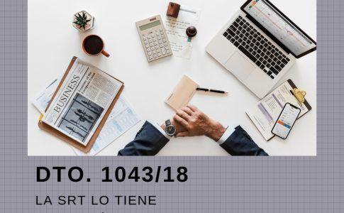 DTO. 1043 / 2018 ART