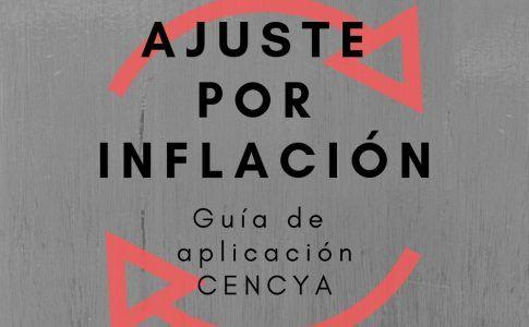 ajuste por inflación guía