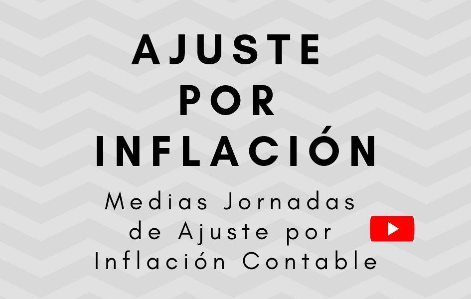 ajuste por inflación jornadas