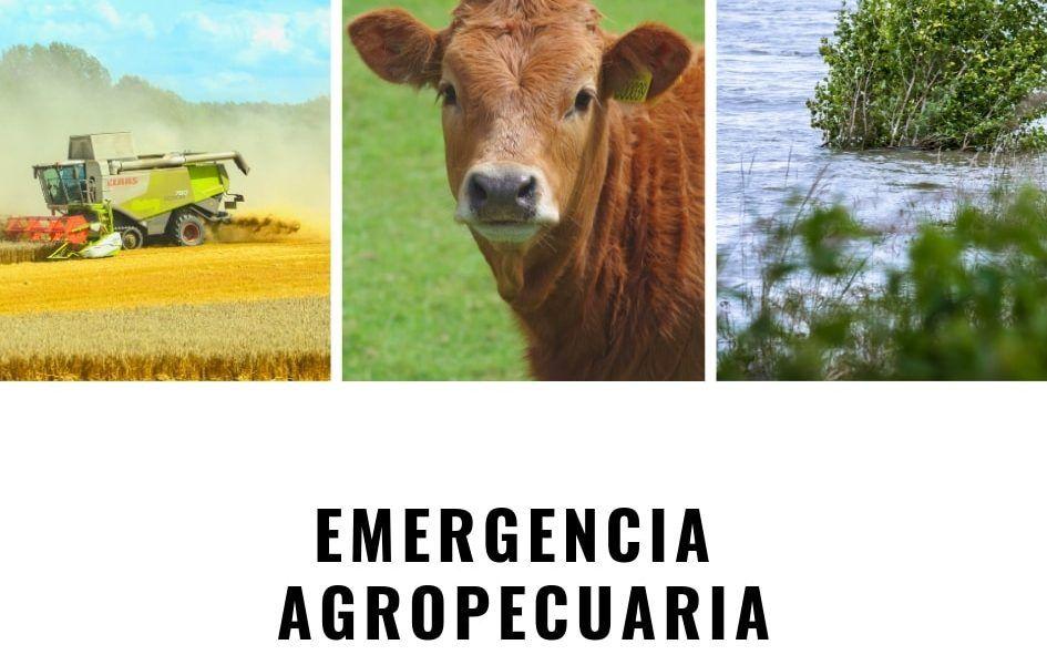 emergencia agropecuaria