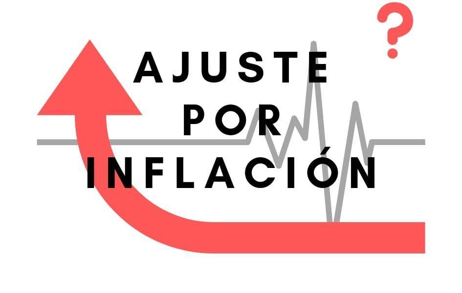 dudas ajuste por inflacion