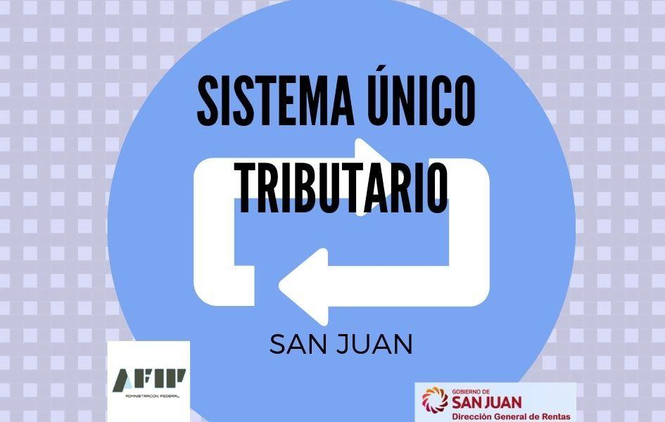 SISTEMA ÚNICO TRIBUTARIO SAN JUAN