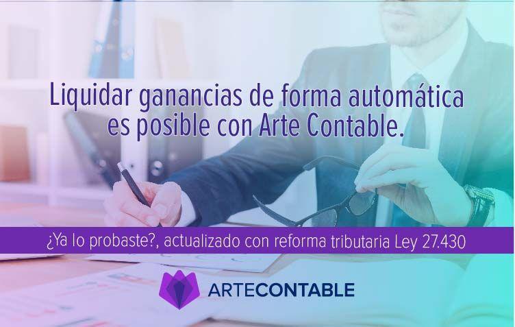 ARTE CONTABLE
