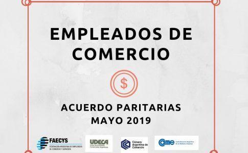 COMERCIO MAYO 2019