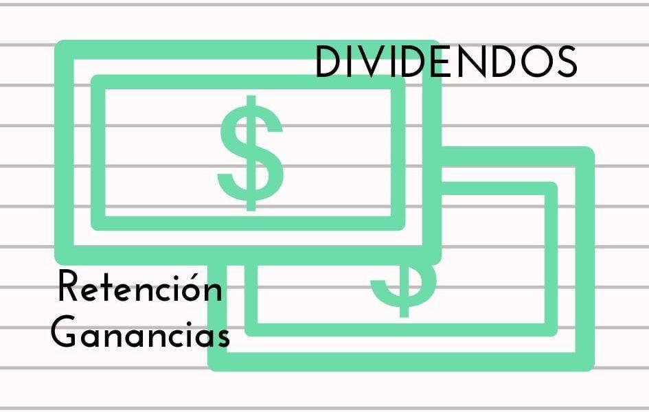 retención ganancias dividendos
